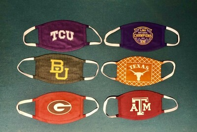 Game Day Masks