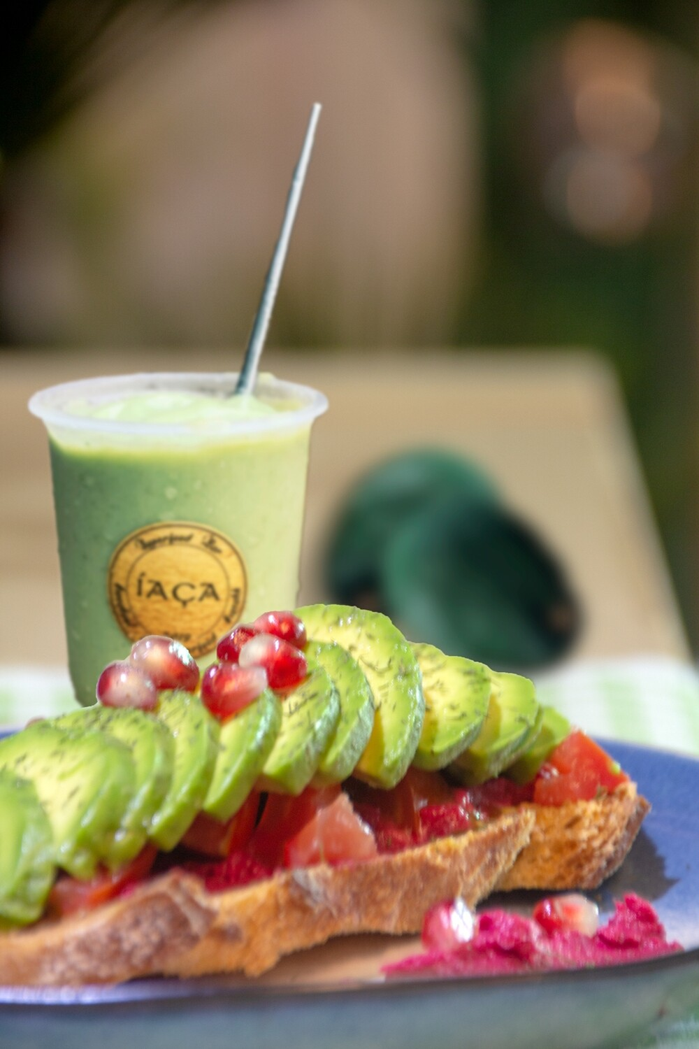 Avocado Toast & Set