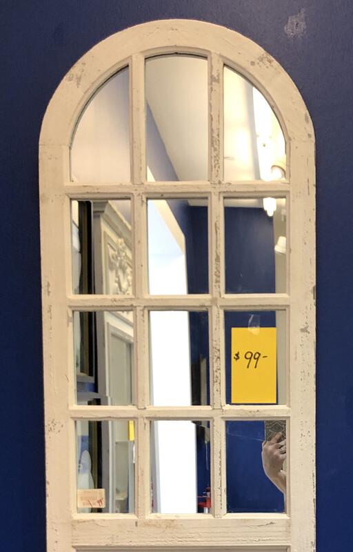 Mirror Wall Panel Damaged