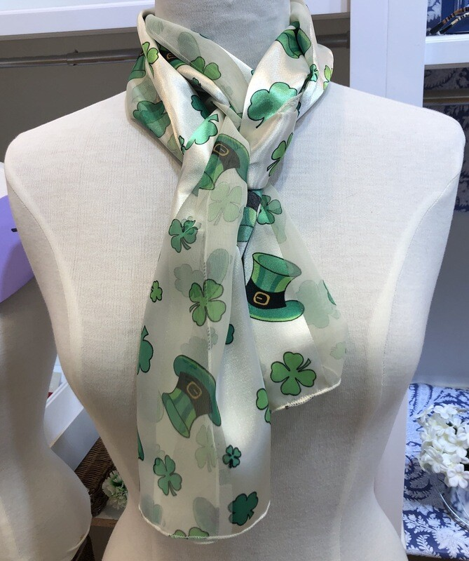 Irish Oblong Scarf