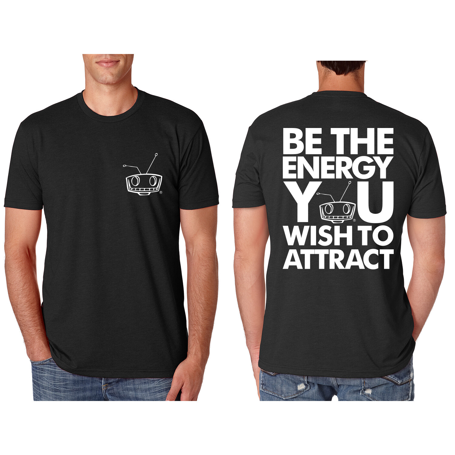 Be The Energy Mens Tees