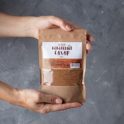 Кокосовый сахар не рафинированный 100 гр