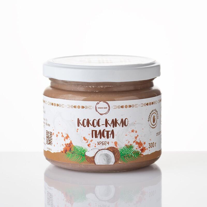 Паста кокос-какао 300гр