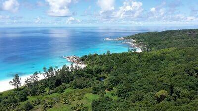 LA DIGUE: Muskat Trail - Anse Cocos, Gerard Niole, PREIS: 80€, Anzahlung: