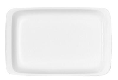 Bauscher, b1100 / 6200 - Portata rettangolare, 21 cm