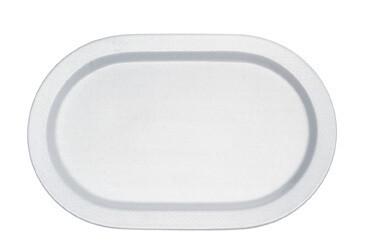 Villeroy & Boch, Easy White - Piatto piano ovale  32 cm