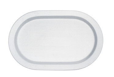 Villeroy & Boch, Easy White - Piatto ovale 21 cm
