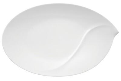 Villeroy & Boch, Flow - piatto ovale, 47 cm
