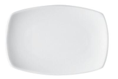 Bauscher Options - Piatto piano rettangolare 36 cm