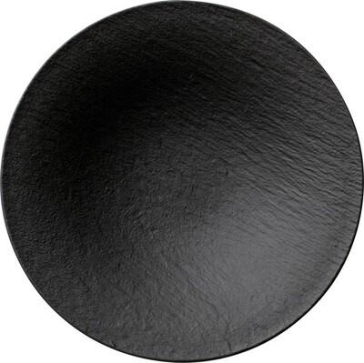 Villeroy & Boch, The Rock Black Shale - Piatto fondo coupe 29 cm