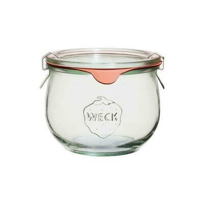 Weck - Vaso con coperchio 50 ml
