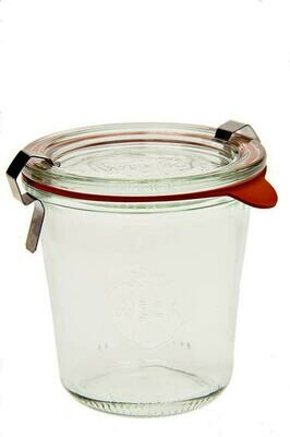 Weck - Vaso con coperchio 29 ml