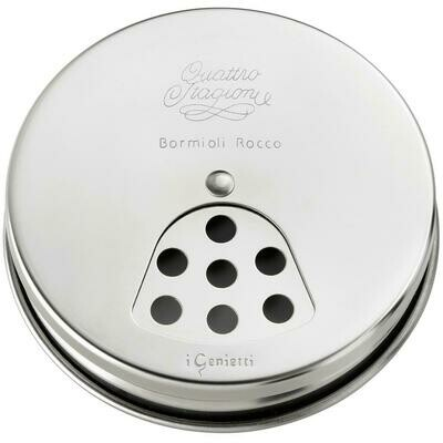 Bormioli Rocco - Tappo Sale/Spezie 70 mm Quattro Stagioni Genietti
