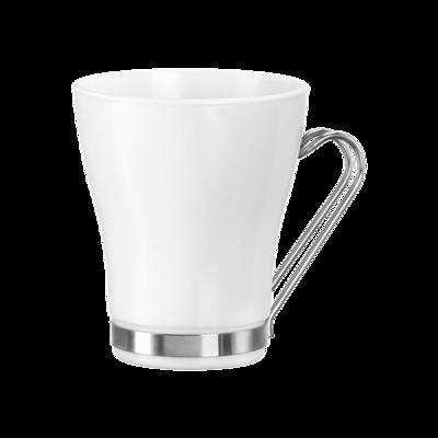 Bicchiere Cappuccino 22 cl Bianco Oslo White