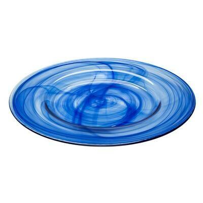 Tirolix - Sottopiatto 33,5 cm Blu Atlas