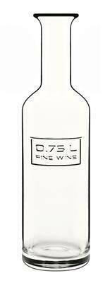 Bormioli Luigi - Bottiglia Vino 75 cl Optima