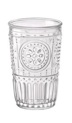 Bicchieri Acqua 32 cl Romantic Bormioli Rocco