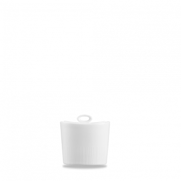 OVAL COVERED SUGAR BOWL