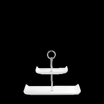 SMALL RECTANGULAR PLATE TOWER