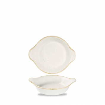 SMALL ROUND EARED DISH