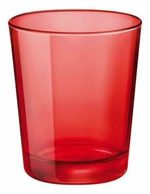 Tirolix - Bicchiere 23 cl Rosso Circle