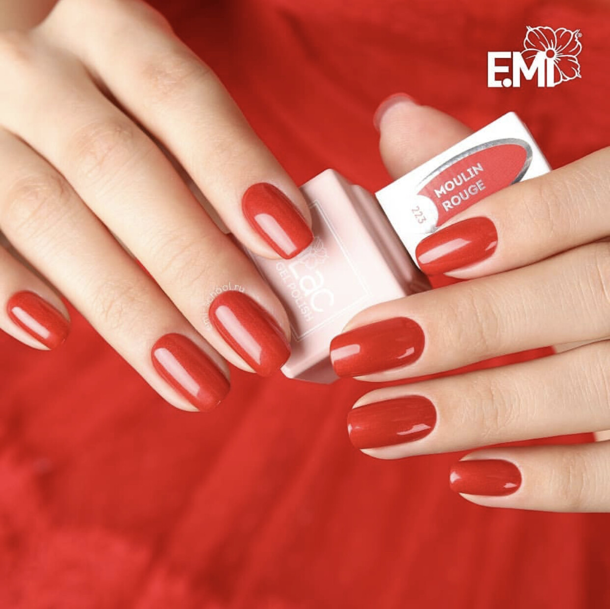 E.MiLac RM Moulin Rouge #223, 9 ml.