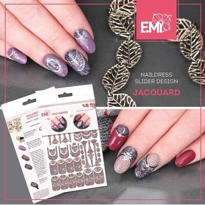 Naildress Slider Design Jacquard
