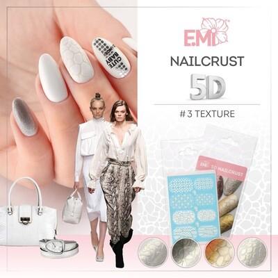 NAILCRUST 5D #3 Texture