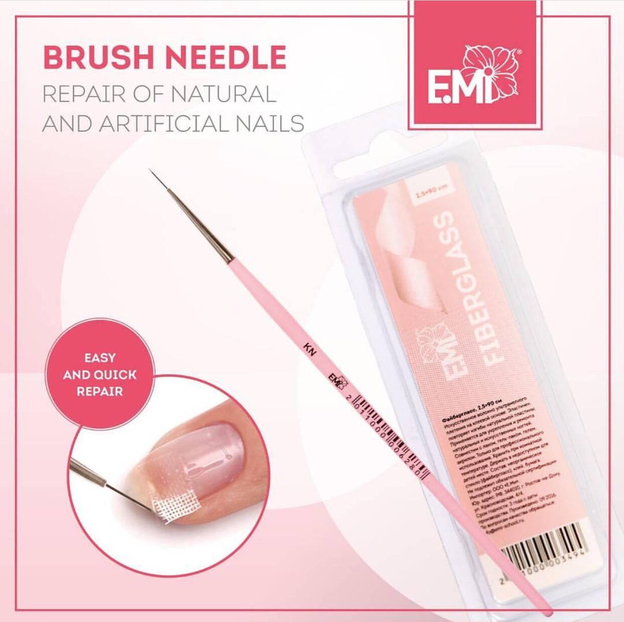 Brush Needle
