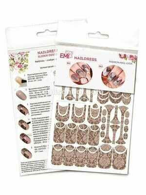 Naildress Slider Design Victorian Era