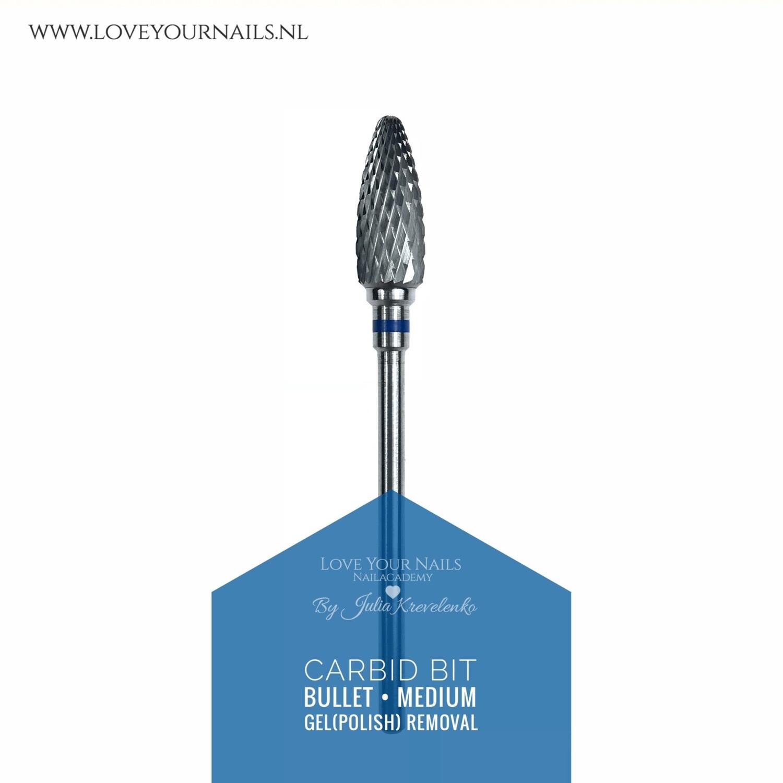 Bullit Carbide Drill Bit - medium
