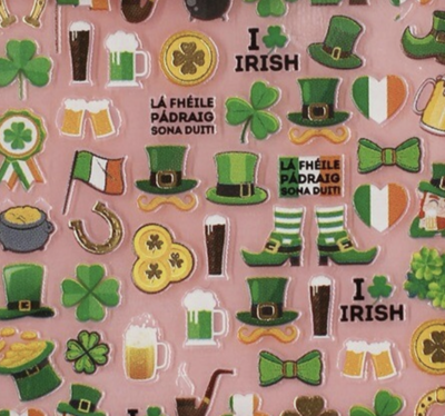 Charmicon Silicone Stickers Ireland