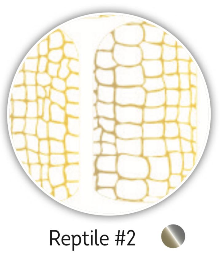 NAILCRUST Pattern Sliders Reptile #2