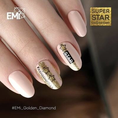 Super Star Golden Diamond, 5 ml.