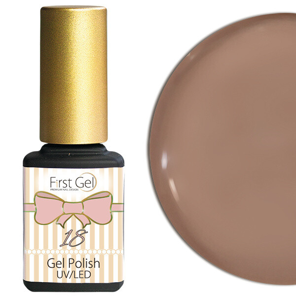 Gel  Polish #18, 10 ml