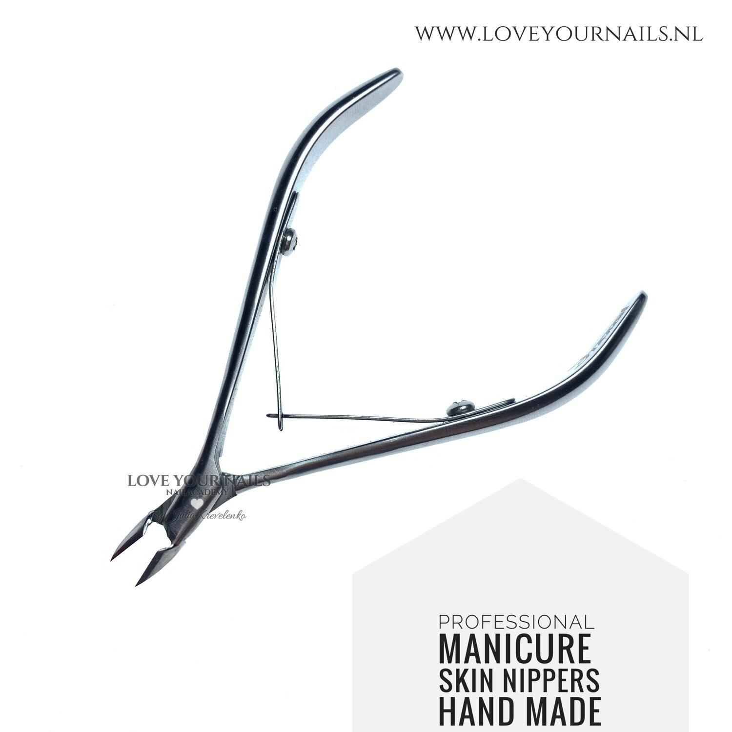 Cuticle Nippers PRO Hand made
