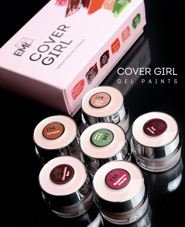 Set Cover Girl gel paint