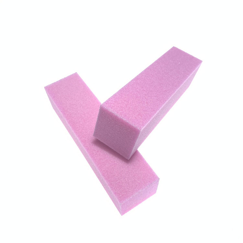 Sanding block pink