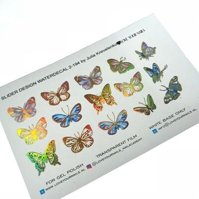 Vlinders 2-194