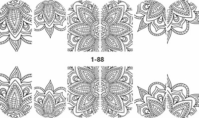 Mandala 1-88