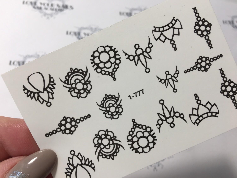 """Sweet bloom"" design   1-777"