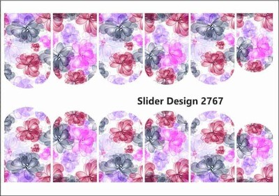 Abstract bloemen 2767