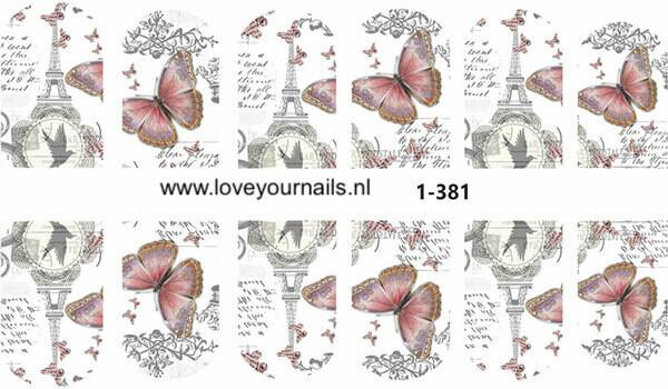 Vlinders en Parijs 1-381