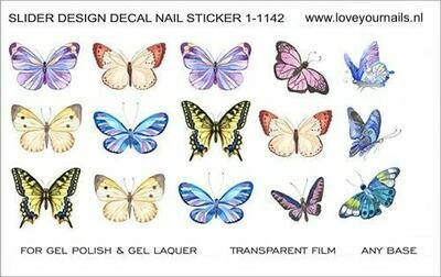 Vlinders 1-1142