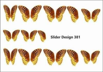 Vlinder vleugels 381