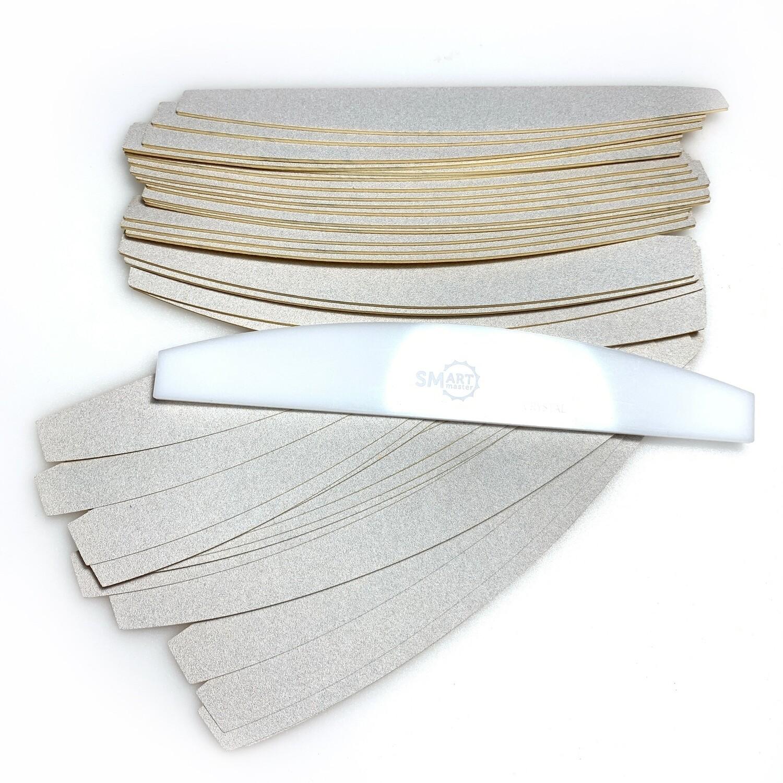 Set van Hygiënische vervangbare wegwerpvijlen vijlen + lichtgewicht base Smart