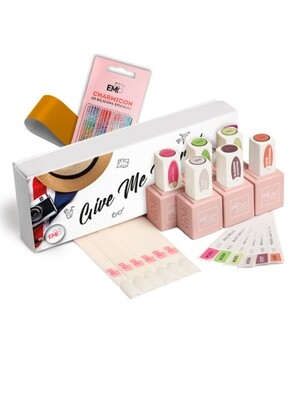 Set E.MiLac Give Me More, 6 ml.