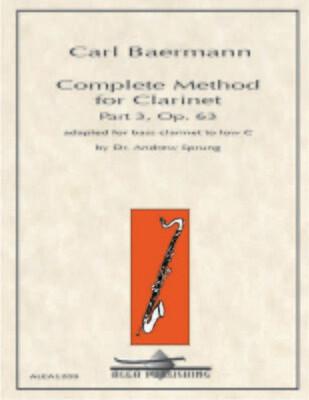 Baermann: Method Part 3