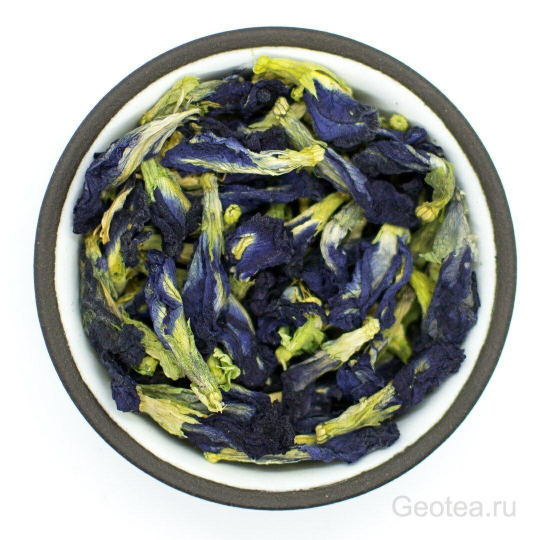 """Синий чай """"Анчан"""""""