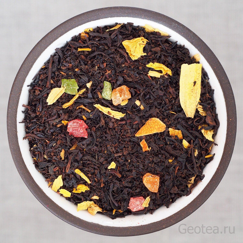 Чай Черный Индийское лето